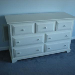 Reclaimed Barnwood Bedroom Furniture in White
