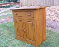 Large Pine Barnwood Bedroom Furniture