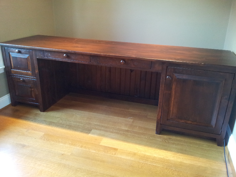 Reclaimed Barnwood Bookcases Desks And Hall Tress