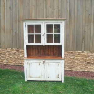 4ft Standard Farmhouse hutch