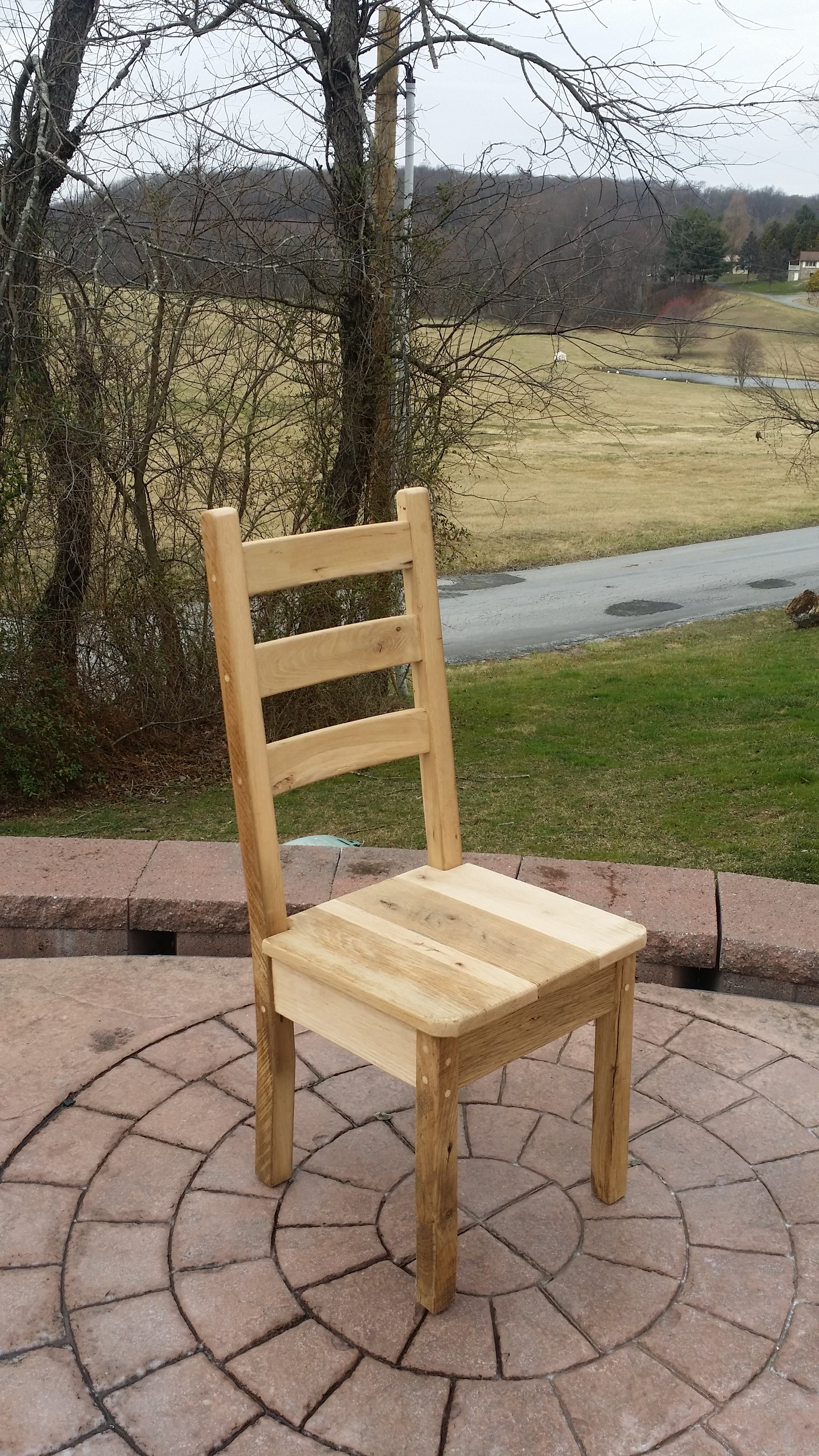 Reclaimed Barnwood Chairs and Stools | Barnwood Benches
