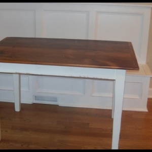 4 ft table