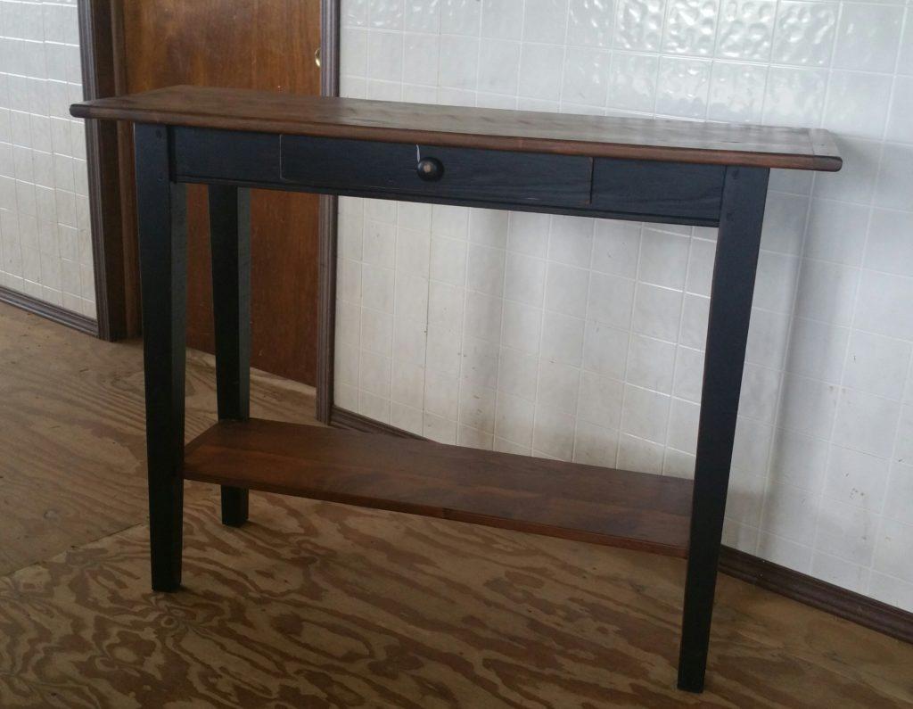 Farm House Barnwoof Hall table
