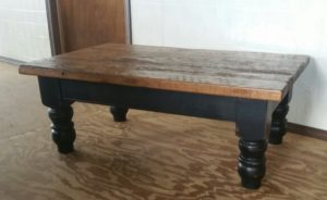 Farm House Barnwood Coffee Table
