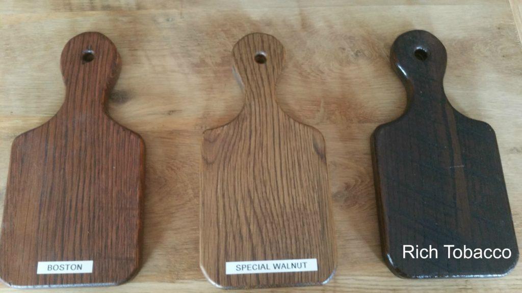 Reclaimed Oak Samples