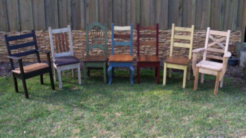 Barnwood Outdoor Furniture 67