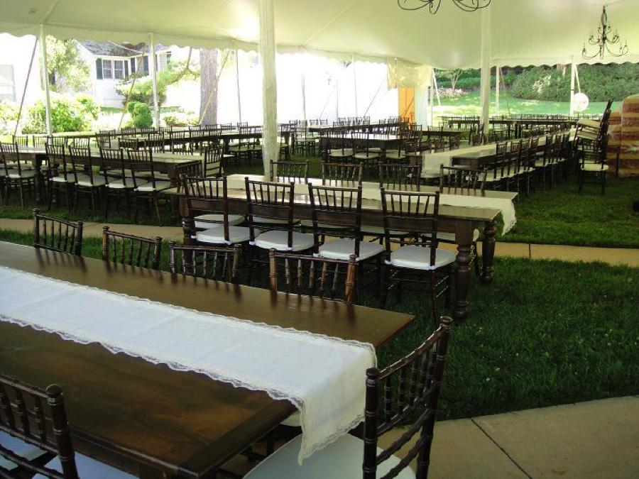 Consider Reclaimed Barnwood Wedding Furniture