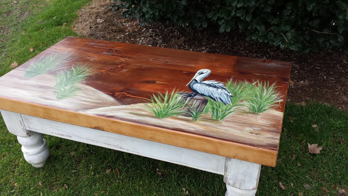 Hand Painted Barnwood Furniture Ideas