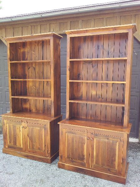 Barnwood Bookcase Archives