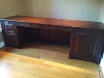 barnwood-desk